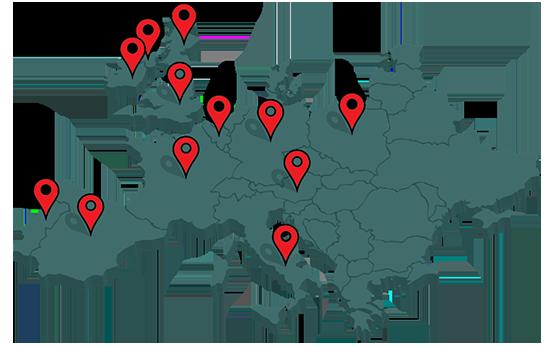 brico map