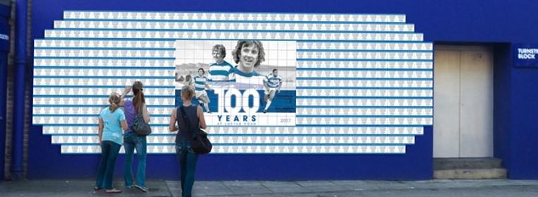 QPR wall