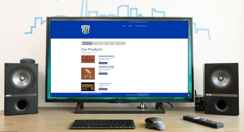 WBA Products Monitor