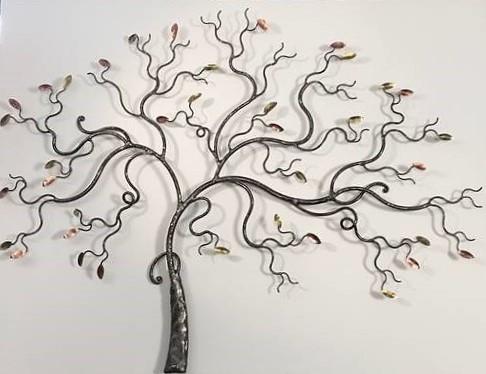 Windswept Tree indoor 2